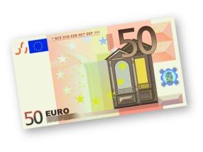 50 EUR Geldprämie