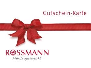 10 Euro Rossmann Gutschein